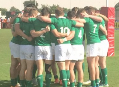 Ireland put in a solid performance over the last three days.