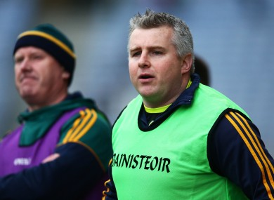 Stephen Rochford was ratified as Mayo's new manager last month.