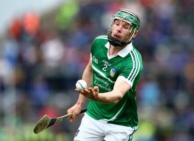 Walsh started against both Clare and Tipperary in the Munster championship this summer.
