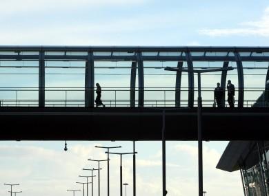 File photo: Terminal 2, Dublin Airport