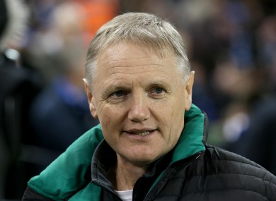 Ireland rugby head coach Joe Schmidt faces some tough calls ahead of the Six Nations.