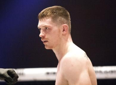 UFC lightweight Joseph Duffy.