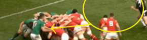 Analysis: Ireland's first-half scrum woes could have proved even more costly