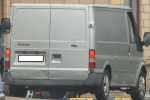 Gardaí are looking for this van used by gunmen in the Drumcondra shooting