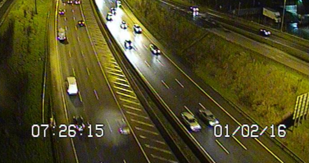 Commuting liveblog: Strong winds, diversions and M50 delays