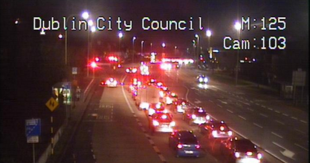 Commuting liveblog: Heavy traffic, collisions and ongoing Luas works