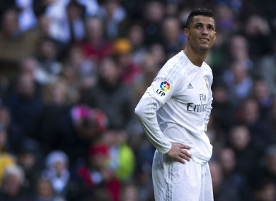 Real Madrid attacker Cristiano Ronaldo has claimed his recent comments were misinterpreted.