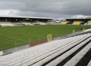 Nowlan Park was the venue for today's game.