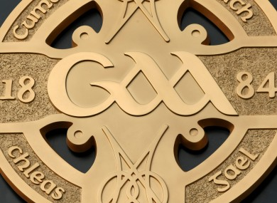The GAA announced last December that they were introducing blood testing in 2016.