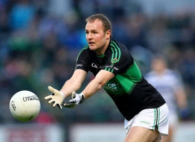 James Masters has linked up with new Cork manager Ephie Fitzgerald.