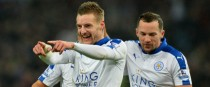 Leicester City striker Jamie Vardy can't quite believe his success.