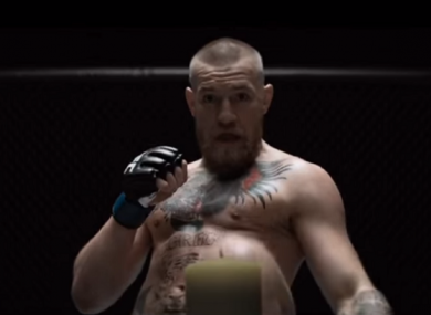 Conor McGregor hopes RDA will fade away like a candle in the wind.