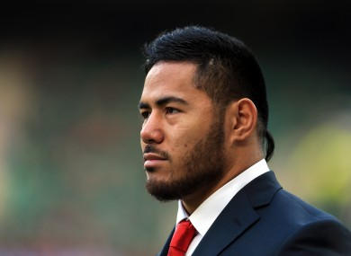 Tuilagi put in an impressive shift for Leicester Tigers over the weekend.