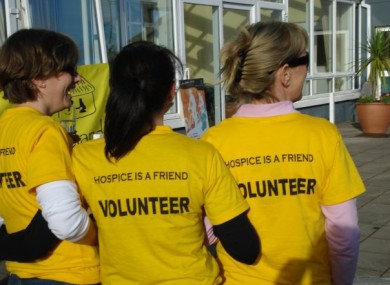 HAI volunteers
