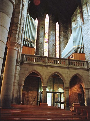 St Mary's Cathedral in Killarney.
