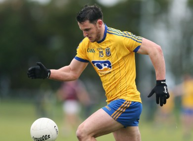 Diarmuid Murtagh helped Roscommon triumph today.