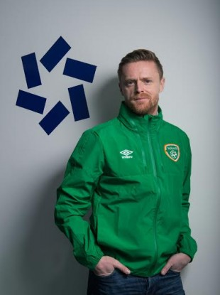Damien Duff earned 100 caps for Ireland and made over 400 Premier League appearances during the course of his career.