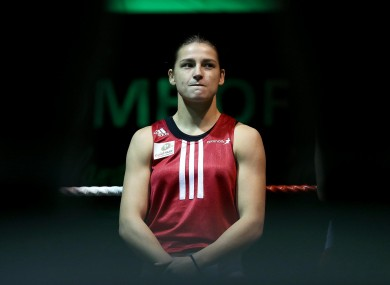 Taylor: Rio dream on the line for lightweight champ.