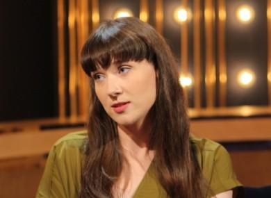 Niamh Ní Dhomhnaill on the Ray D'Arcy Show.