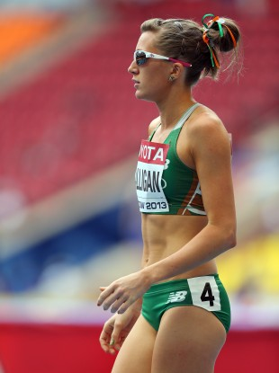 Rose-Anne Galligan is hoping to represent Ireland in Rio this summer.