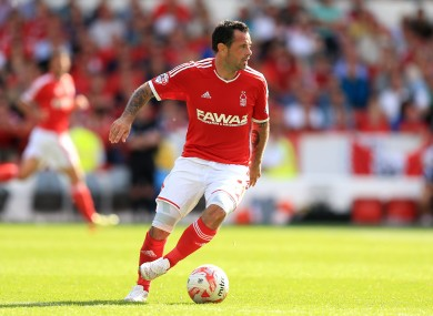Andy Reid has made over 200 appearances for Nottingham Forest.