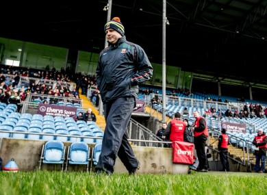 Stephen Rochford's Mayo could be relegated by Connacht rivals Roscommon on Sunday.