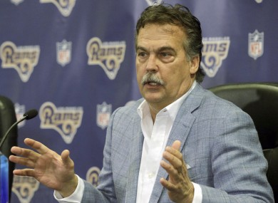 Jeff Fisher will hope this trade pays off.