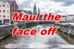 A tour of Ireland in 11 different ways to say 'kissing'
