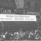 St Patricks Day Parade, c 1954<span class=