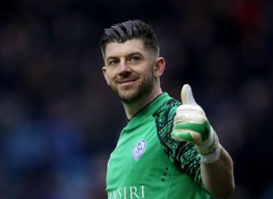 Will Keiren Westwood be part of Martin O'Neill's 23 man squad?