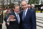 Enda Kenny hopes deal with independents can be signed off tonight or tomorrow morning