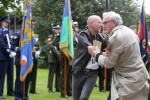 Pictures: Canadian ambassador tackles protester at 1916 ceremony