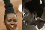 Lupita Nyong�o excellently shut down Vogue after it compared her to Audrey Hepburn