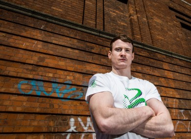 Kieran Behan has qualified for a second Olympics.