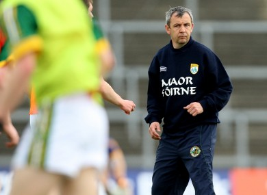 Peter Keane has steered defending champions Kerry into another Munster minor football final.