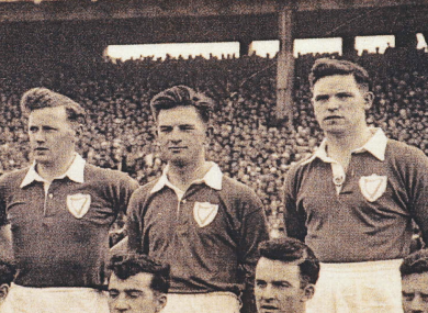ONeill Right Played Inter County Football With Both Mayo And Louth