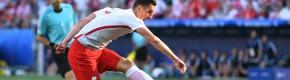 Poland striker Arkadiusz Milik is not worried about facing a footballing icon.