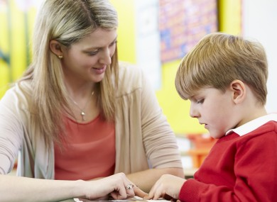 What do you think about instructional assistants teaching children with special needs?