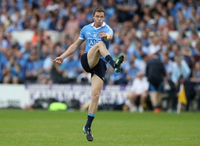 Dean Rock scored the same number of points as Meath today.