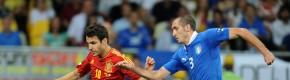LIVE: Italy v Spain, Euro 2016