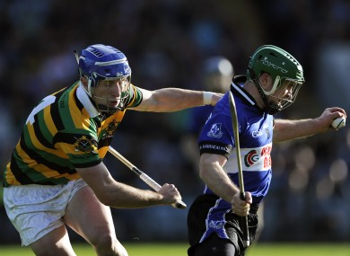 Glen Rovers Patrick Horgan and Sarsfields Daniel Kearney were in opposition last night. (File Photo)