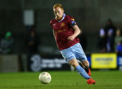 Connolly was on the scoresheet for Galway again (file photo).