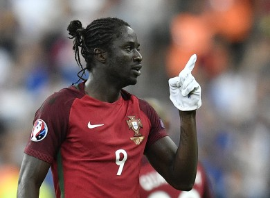 Eder hit the winner as Portugal beat France 1-0 in the Euro 2016 final on Sunday.