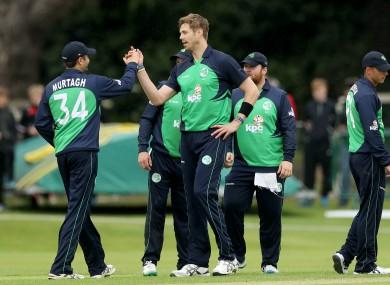Rankin will miss this week's series against Pakistan.