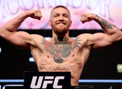 McGregor v Diaz 2 will take place in the T-Mobile Arena in Las Vegas.