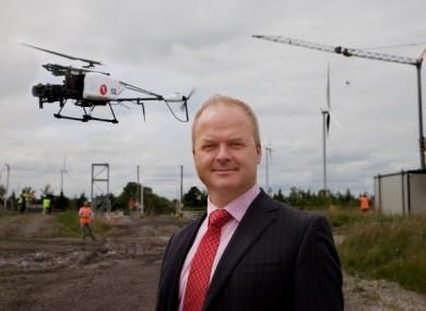 Green Aviation founder Oisin Green