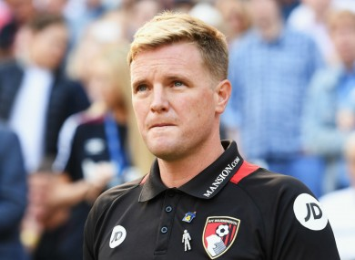 Bournemouth have lost their opening two fixtures this season.