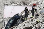 Powerful earthquake aftershock hits stricken Italian region overnight