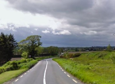 The N51 near Drogheda.