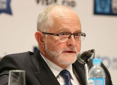 IPC president Philip Craven